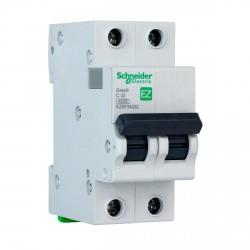 Автоматический выключатель Schneider 2-п. EZ9 32A C (EZ9F34232)