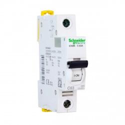 Автоматический выключатель Schneider 1-п. IC60N 63A C (6кА) (A9F79163)