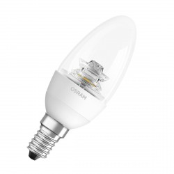 LED лампа OSRAM LED Super Star Classic B40 6,5W E14 2700K CL DIM 220-240V(4052899900899)