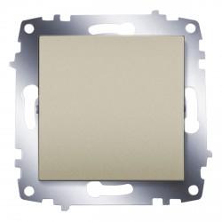 Заглушка ABB Cosmo титан (619-011400-299)