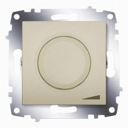 Диммер повор. ABB Cosmo титан (619-011400-192)