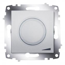 Диммер повор. ABB Cosmo алюминий (619-011000-192)