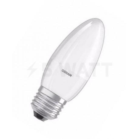 LED лампа OSRAM LED Super Star Classic B40 5,7W E27 2700K FR DIM 220-240V(4052899279568) - придбати