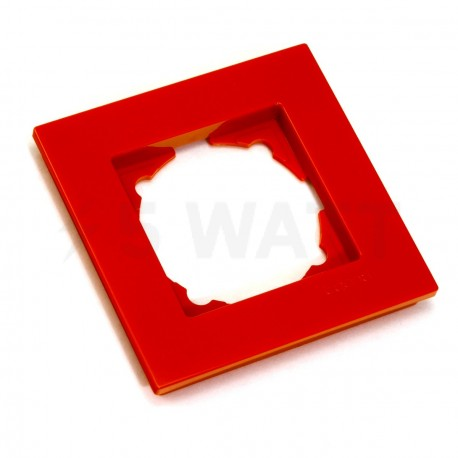 Рамка одинарная Gunsan Eqona помаранчева (1404500000140) - недорого