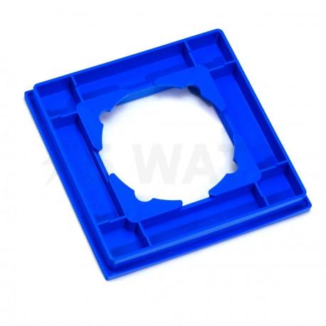 Рамка одинарная Gunsan Eqona блакитна (1405000000140) - в Україні