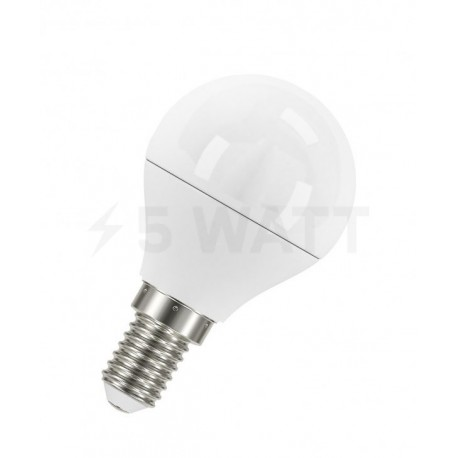 LED лампа OSRAM LED Star Classic P40 5,4W E14 3000K FR 220-240V(4052899971615) - придбати