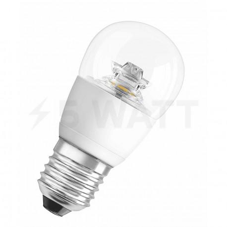 LED лампа OSRAM LED Super Star Classic P40 6,5W E27 2700K CL DIM 220-240V(4052899904422) - купить