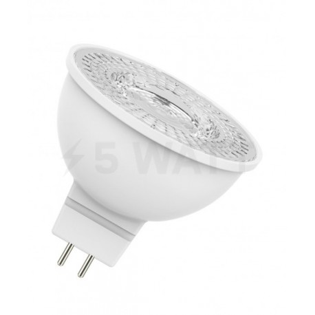 LED лампа OSRAM LED Star MR16 4,2W GU5.3 3000K 230V(4052899981140) - придбати