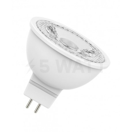 LED лампа OSRAM LED Star MR16 5W GU5.3 3000K 12V(4052899971677) - придбати