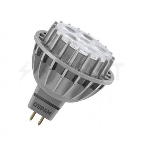 LED лампа OSRAM LED Star MR16 8W GU5.3 4000K 230V(4052899944411)