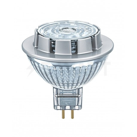 LED лампа OSRAM LED Super Star MR16 7,8W GU5.3 2700K DIM 12V(4052899389991) - недорого