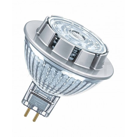 LED лампа OSRAM LED Super Star MR16 7,8W GU5.3 2700K DIM 12V(4052899389991)