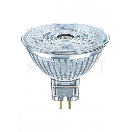 LED лампа OSRAM LED Star MR16 4,6W GU5.3 4000K 12V(4052899957763) - недорого