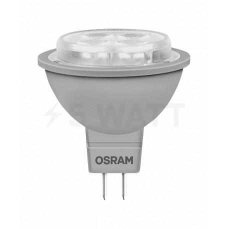 LED лампа OSRAM LED Super Star MR16 5W GU5.3 2700K DIM 12V(4052899944299) - недорого