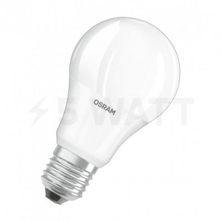 LED лампа OSRAM LED Star Classic A60 6W E27 2700K FR 220-240V (4052899147904) - купить
