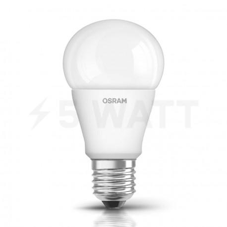 LED лампа OSRAM LED Star Classic A75 9W E27 2700K CL 220-240V (4052899282971) - недорого