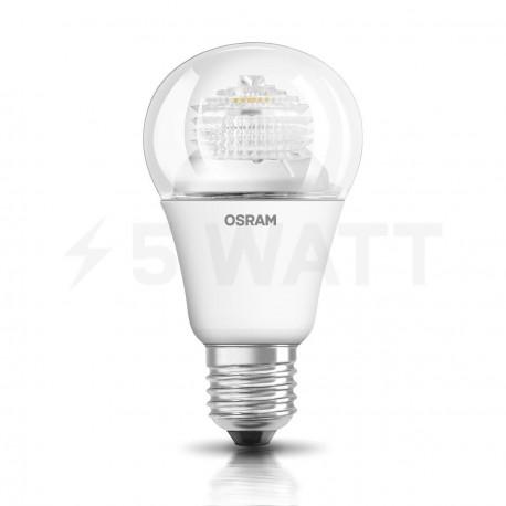 LED лампа OSRAM LED Star Classic A60 10W E27 2700K CL 220-240V (4052899149267) - недорого