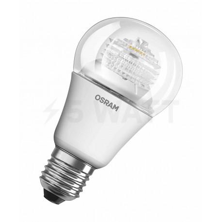 LED лампа OSRAM LED Star Classic A60 10W E27 2700K CL 220-240V (4052899149267)