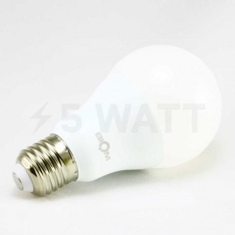 Комплект LED ламп BIOM A65 15W 4500K E27 (по 5 шт.) - в Україні