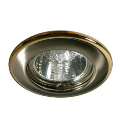Точечный светильник KANLUX Horn CTC-3114-SN/G (2820)