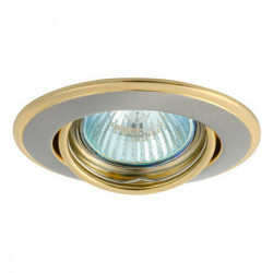 Точечный светильник KANLUX Horn CTC-3115-SN/G (2830)