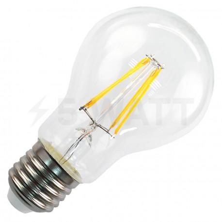 Світлодіодна лампа Biom FL-307 A60 4W E27 3000K - придбати
