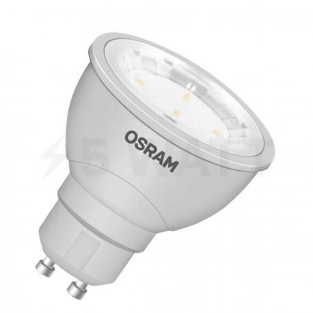 LED лампа OSRAM LED Star GU10 5W 2700K (4052899944237)