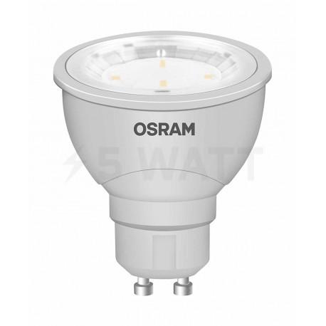 LED лампа OSRAM LED Star GU10 3,5W 4000K 230V (4052899944220) - недорого