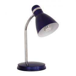 Настольная лампа KANLUX Zara HR-40-BL (7562)
