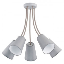 Люстра TK Lighting Wire gray (2101)