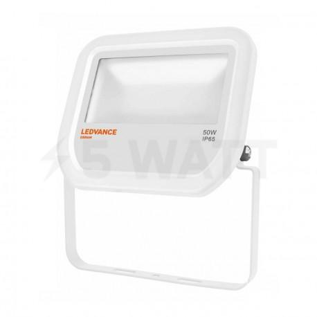 Светодиодный прожектор LEDVANCE 50W 3000K IP65 230V (4058075001145) - купить