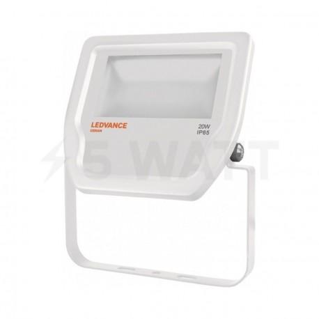 Светодиодный прожектор LEDVANCE 20W 3000K IP65 230V (4058075001084)