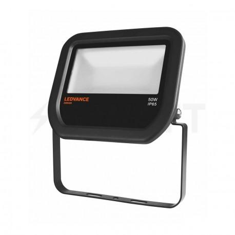 Светодиодный прожектор LEDVANCE 50W 3000K IP65 230V (4058075001107) - купить