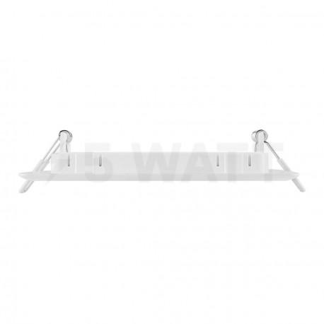Світильник світлодіодний PHILIPS Slimlit 59514 LED 12W 4000K White вбудований квад. (915005187301) - недорого