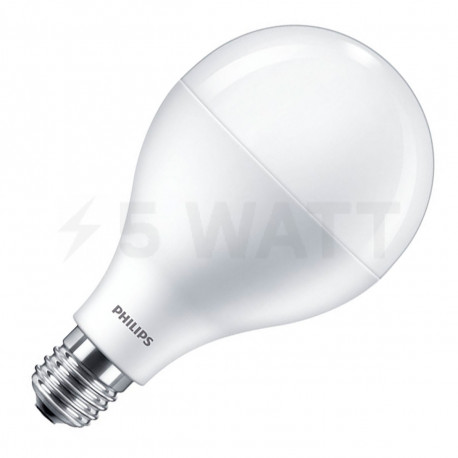 LED лампа PHILIPS LEDBulb 40W E40 6500K 230V A130 APR (929001355908) - купить