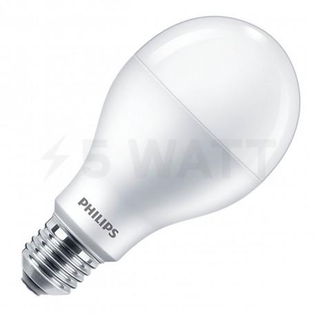 LED лампа PHILIPS LEDBulb 14.5-120W E27 3000K 230V A67 APR (929001355008) - купить