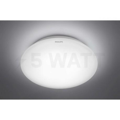 Світильник світлодіодний PHILIPS 33362 LED 16W 6500K White накладний круглий (915004478401) - недорого