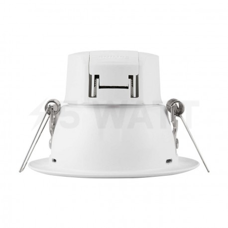 Світильник світлодіодний PHILIPS 66020 LED 3.5W 2700K White вбудований круглий (915005091801) - недорого