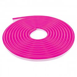 Светодиодная лента NEON 220В JL 2835-120 P IP65 розовый, герметичная, 1м