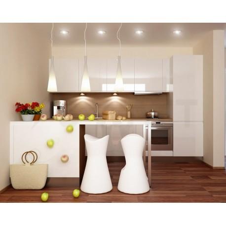 Светильник светодиодный PHILIPS 80083 LED 8W 4000K Aluminum встраиваемый круглый (915004893301) - недорого