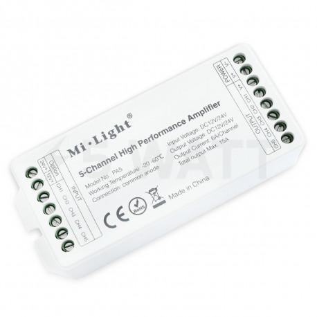 Усилитель Mi-light RGB/RGBW/CCT 15A 5-ти канальный (TK-5U) - купить