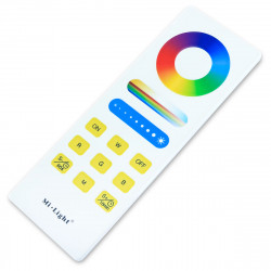 Пульт д/к Mi-light RGB/CCT 2,4G Touch 1 зонний (RL088)