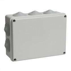Коробка распределительная ИЭК КМ41243 для о/п, 190х140х70мм, IP44