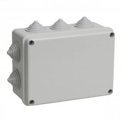 Коробка распределительная ИЭК КМ41241 для о/п, 150х110х70мм