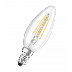 LED лампа OSRAM LED Parathom Retrofit Classic B37 3.8W 2700K E14 CL 220-240V FIL (4052899941779)