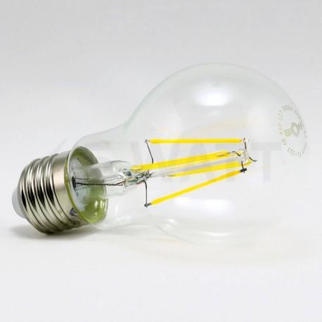 Світлодіодна лампа Biom FL-308 A60 4W E27 4500K - недорого