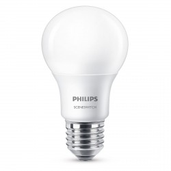 LED лампа PHILIPS Scene Switch LED A60 9-70W E27 3000K (929001208707)