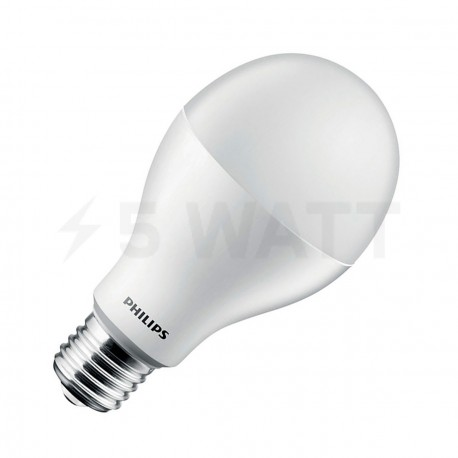 Набор LED ламп PHILIPS LEDBulb A67 14-100W E27 6500K 230V (8717943885077) - купить