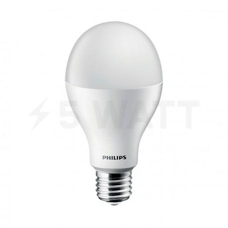 Набор LED ламп PHILIPS LEDBulb A67 14-100W E27 6500K 230V (8717943885077) - недорого
