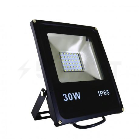 Светодиодный прожектор BIOM 30W S2-SMD-30-Slim 6500К 220V IP65 - купить